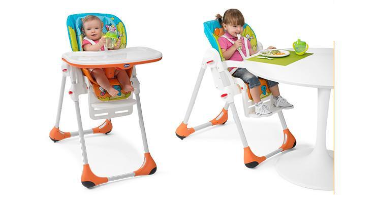 Cum alegem scaunul de masa pentru copii?