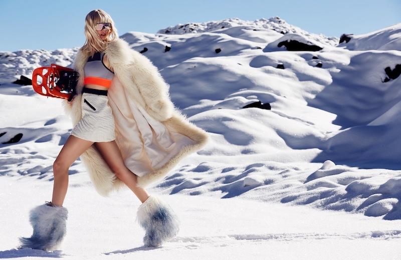 Cum pot fi fashion chiar si atunci cand afara ninge?