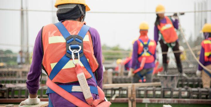 Echipamente de siguranță pentru lucrul la înălțime, de la Tresa