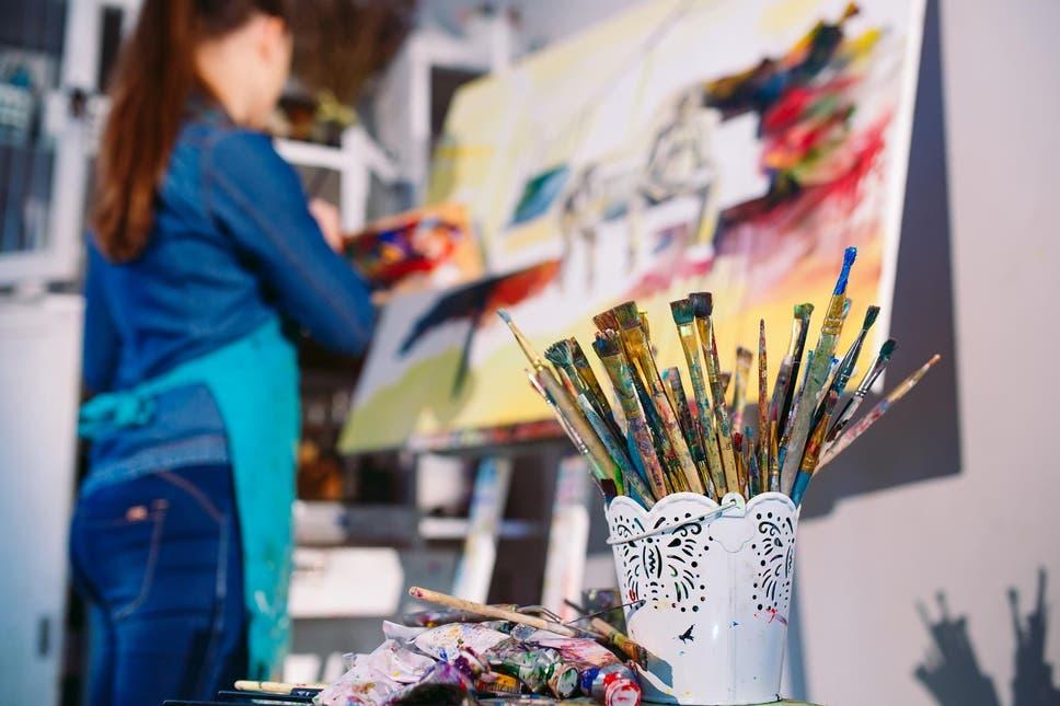 Pictorul Fericit – locul perfect pentru pasionatii de arta